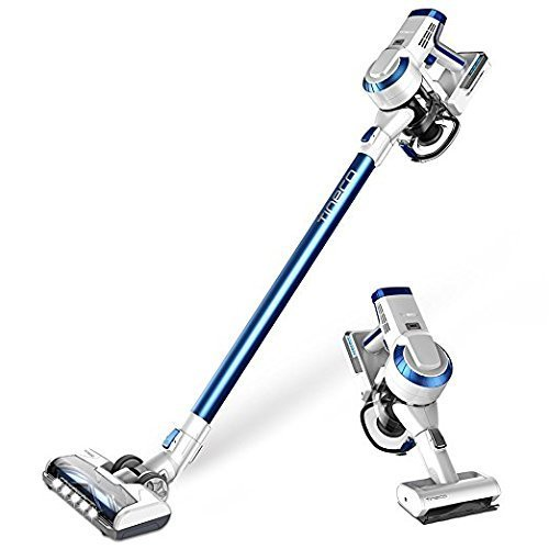 the tineco A10 Hero Cordless Vacuum Cleaner 350W converts to a hand vacuum