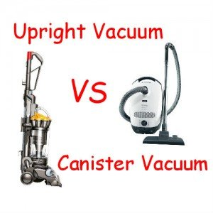 upright vacuum vs canister vacuum for berber carpet