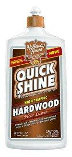 Holloway House quick Shine high traffic hardwood floor polish