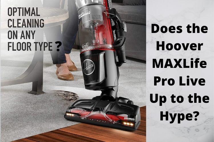 Hoover MAXLife Pro Pet Swivel UH74220PC, REVIEW