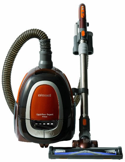 Bissell Deluxe Canister Vacuum - 1161