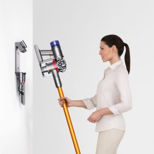 wall dock for dyson v8 absolute