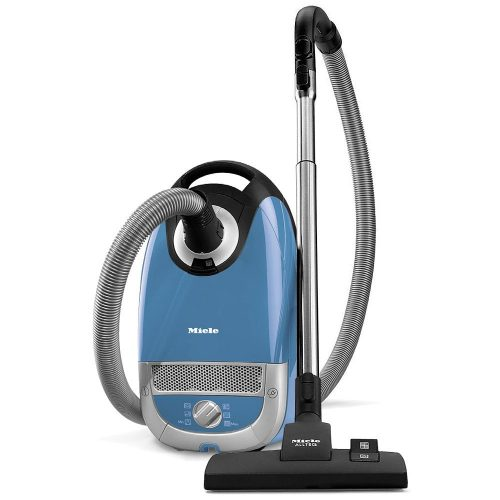 The Miele Complete C2 vacuum is one of the best canister vacuum for berber carpet and smooth floors