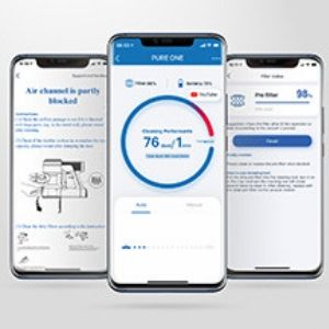 Tineco PURE ONE S12 with Smart App Integration