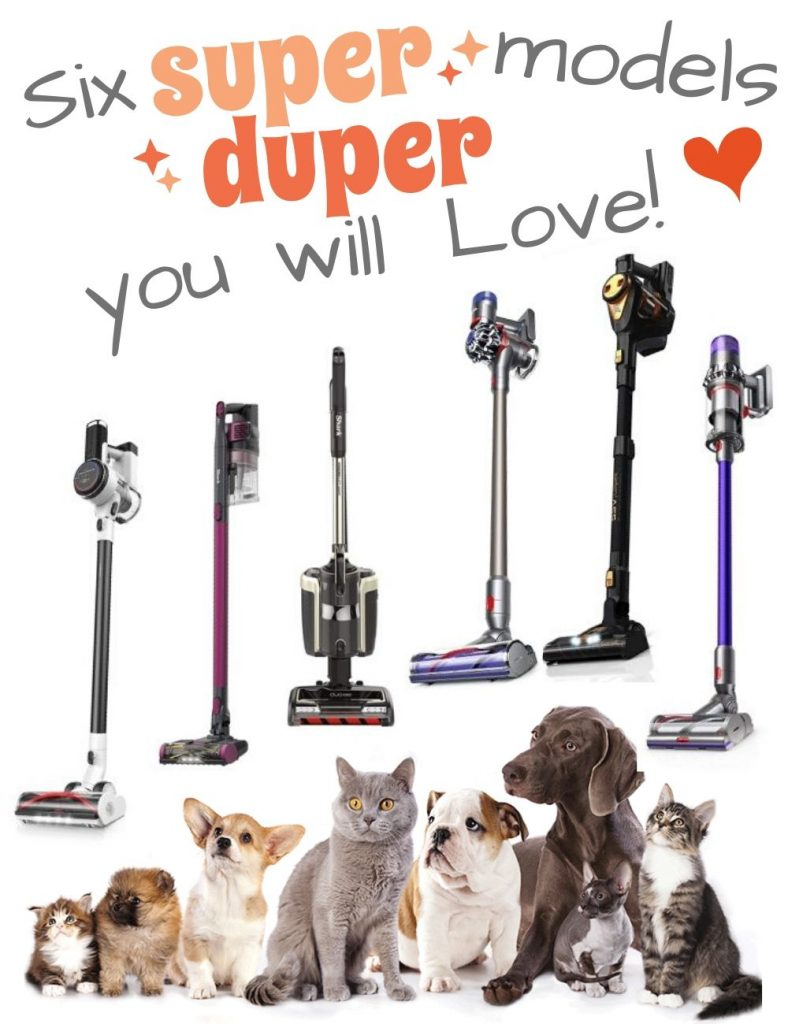 6 super duper cordless pet hair vacuums you will love