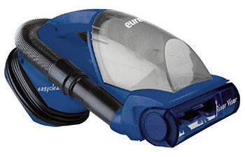 the Eureka EasyClean Corded Hand Held Vacuum 71C is a serious vacuum for stair cleaning