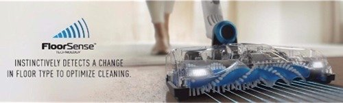 FloorSense Technology is an example of how Hoover cordless vacuums have evolved