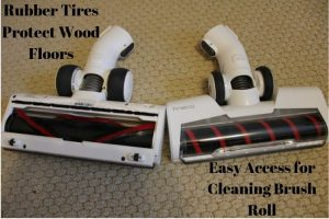 Tineco pure one s12 has high quality motorized floor brushes