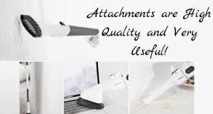 Tineco pure one s12 Attachments are High Quality and Very Useful