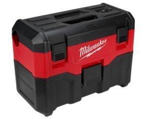 Milwaukee M18 2 Gallon 18 Volt Lithium ion Cordless Wet Dry Vacuum