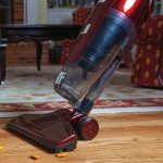 Fuller Brush Spiffy Maid Bagless Broom Vacuum Cleaner cleans hardwood floors