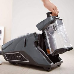 Miele Blizzard CX1 Pure Suction Bagless Canister Vacuum Cleaner IV