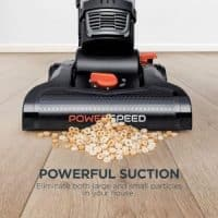 Eureka NEU180B Lightweight Pet Hair Vacuum Cleans large and small particles