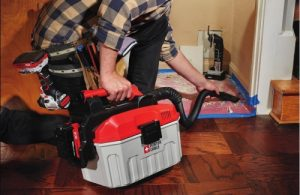 PORTER CABLE PCC795B 20V MAX Wet Dry Cordless Shop Vacuum is good choice for contractor