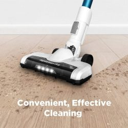 Eureka NEC180 RapidClean Pro Cordless Vacuum cleans hardwood floors effectively