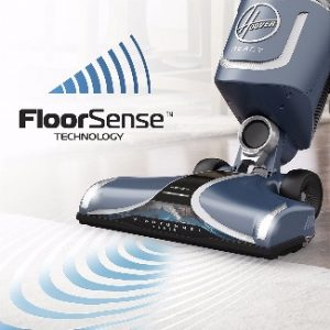 Hoover REACT Professional Pet Plus UH73220PC with floorsense technology