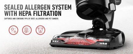 Hoover MAXLife Pro Pet Swivel UH74220PC Upright Vacuum Cleaner