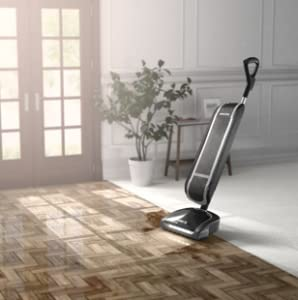 Oreck Elevate COMMAND Bagged Upright Multi-Floor Vacuum UK30200 is recommended for carpet and hardwood floors