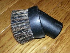 Dusting Brush detail