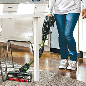 Clean under furniture without bending over using Multi Flex Technology feature