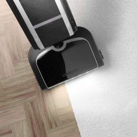 Oreck Elevate COMMAND UK30200 enables you to seamlessly transition from carpeting to hard or wood floors