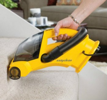 the EasyClean 71B is designed especially for cleaning stairs