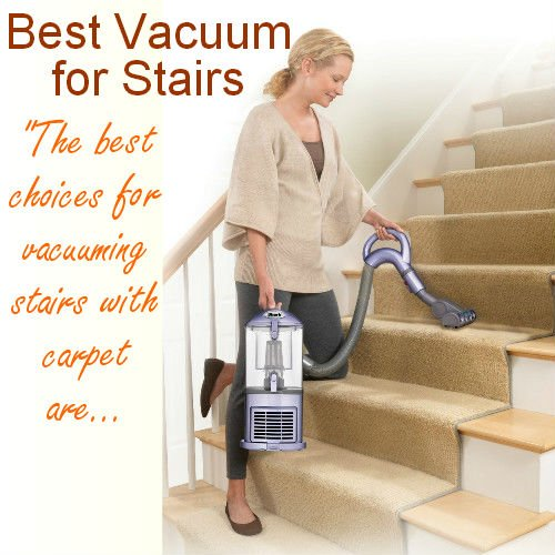 BEST VACUUM for STAIRS - Recommendations and Tips!