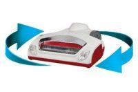 Shark Rotator Professional Lift-Away NV501 features Pivot Steering
