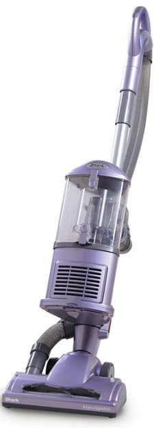 Shark (NV352) Navigator Upright Handheld HEPA Filter Vacuum for Carpet and Hard Floor