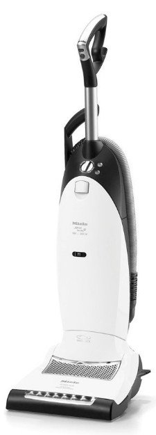 Miele Dynamic U1 Cat and Dog Upright Vacuum Lotus White