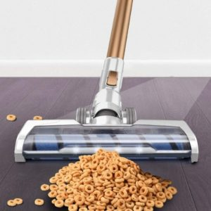 BEST CORDLESS VACUUM for HARDWOOD FLOORS tineco A10 Master includes a Full Size Hard Floor LED Power Brush