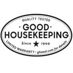 the Miele Complete C3 Marin Canister Vacuum Cleaner received the good housekeeping award for quality