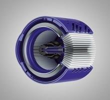 Dyson V8 Absolute has whole machine HEPA Filtration