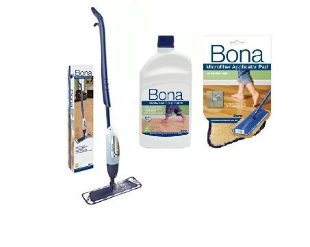 Bona Hardwood Floor Clean and Polish System