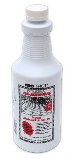 PRO SHOT 22823 Industrial Re-Newing Floor Restorer and Polish