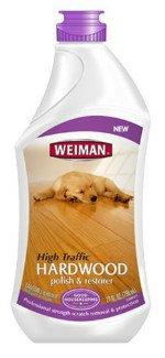 Weiman High-Traffic Hardwood Floor Polish and Restorer