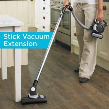 BLACK & DECKER BDH2020FLFH MAX Lithium Flex Cordless Hand Vacuum with optional stick vacuum floor head