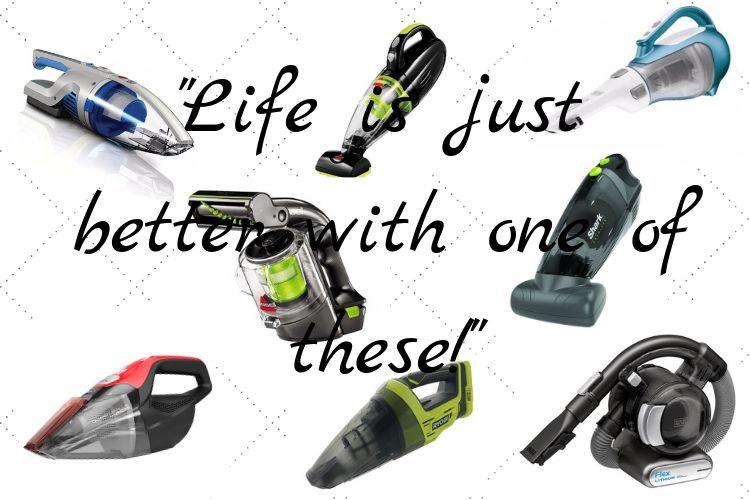 Best Cordless Handheld Vacuum Cleaner