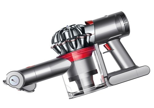Dyson V7 Trigger Cord Free Handheld Vacuum is one of the best cordless hand vacuums for cleaning stairs