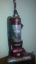 my old hoover windtunnel is a predecessor of the new Hoover UH71250 WindTunnel 2 Whole House Rewind vacuum