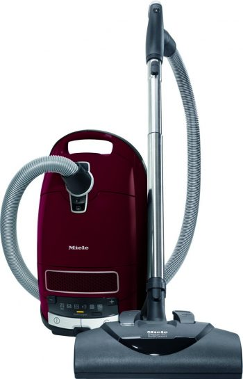 Miele Complete C3 SoftCarpet canister vacuum
