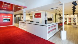 experience Miele quality at this facility located in California