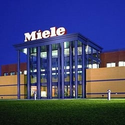 Miele Corporate Headquarters in Gütersloh Germany