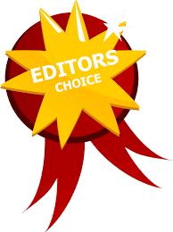 editors personal choice award