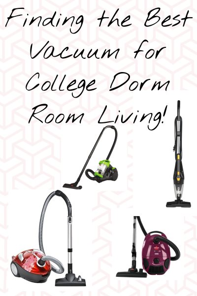 Best Vacuum for College Dorm Room