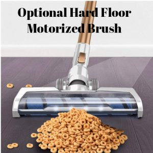 an optional motor powered hard floor brush is available for the tineco a10 hero cordless vacuum cleaner
