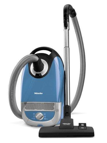 best vacuum for hardwood floors Miele Complete C2 Hard Floor Canister Vacuum
