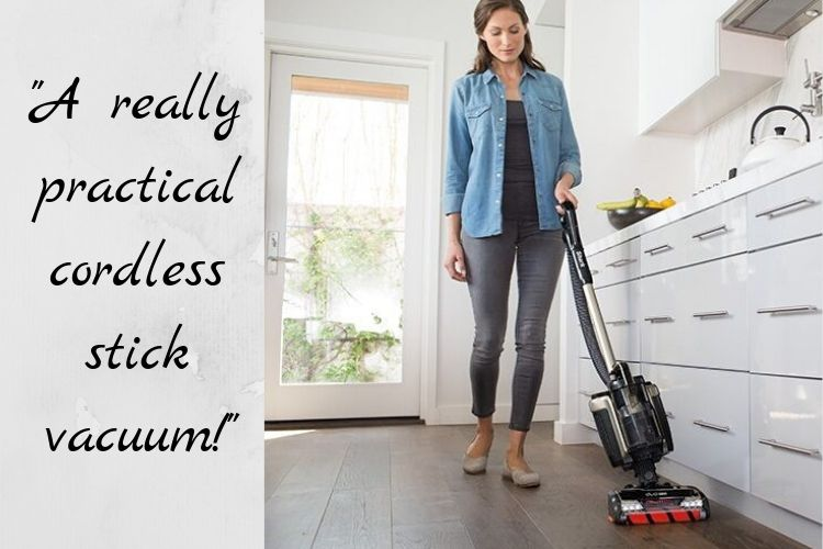 SHARK ION P50 LIGHTWEIGHT CORDLESS UPRIGHT VACUUM IC162
