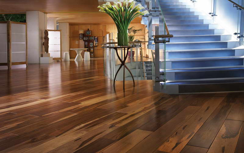 hardwood floors add beauty to any home