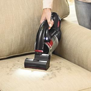 BISSELL Multi Auto Lightweight Lithium Ion Cordless Car Hand Vacuum 19851 cleans upholstery and stairs